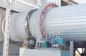 HZG Series Rotating Barrel Dryer